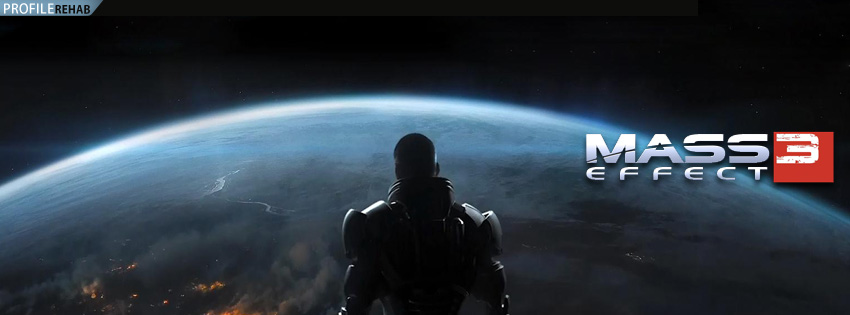 Mass Effect 3 Facebook Cover