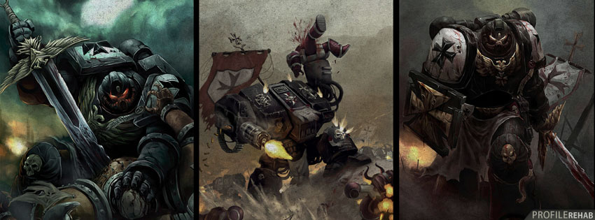 Warhammer Facebook Cover