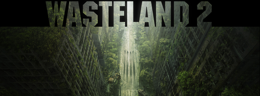 Wasteland 2 Facebook Cover