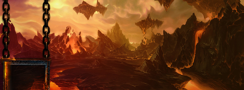 World of Warcraft Firelands Timeline Cover Preview