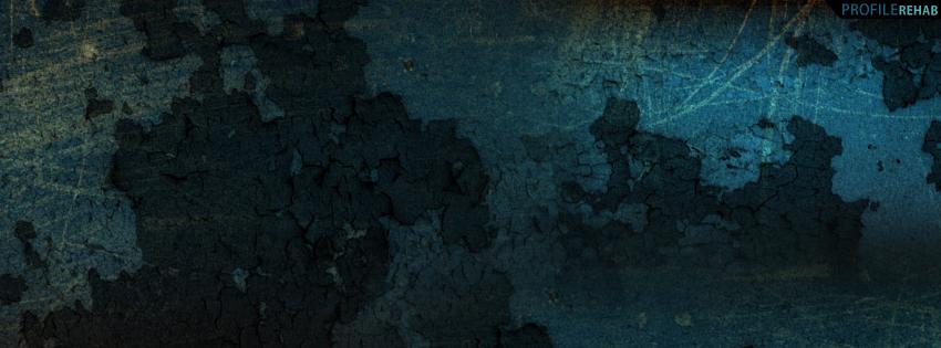 Blue Grunge Timeline Cover