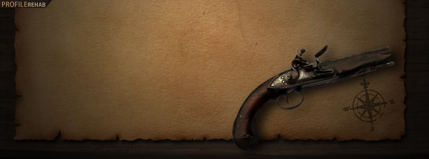 Old Fashioned Gun Timeline Cover