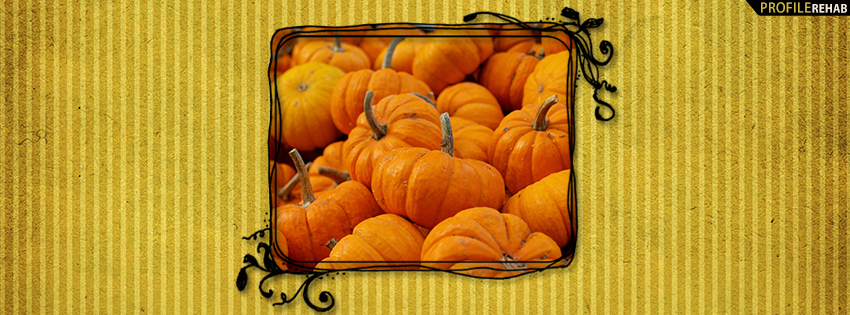 Halloween Pumpkins Facebook Cover - Cute Pumpkin Images - Pumpkin Pictures