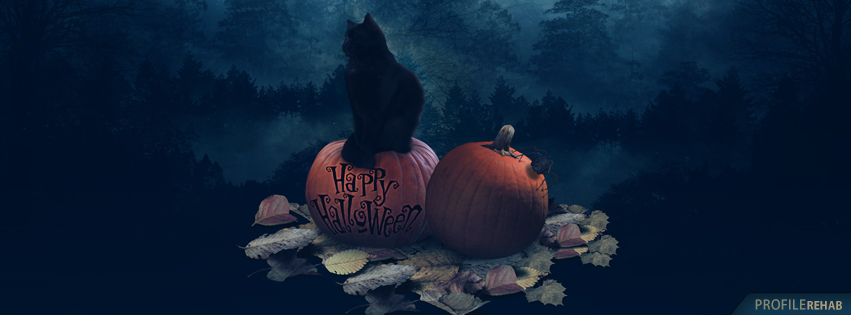 Happy Halloween Picture - Free Happy Halloween Images Free - Black Cats Halloween
