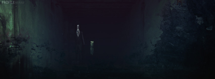 Slender Man Pictures - Halloween Pictures for Facebook Cover - Scary Halloween Photos