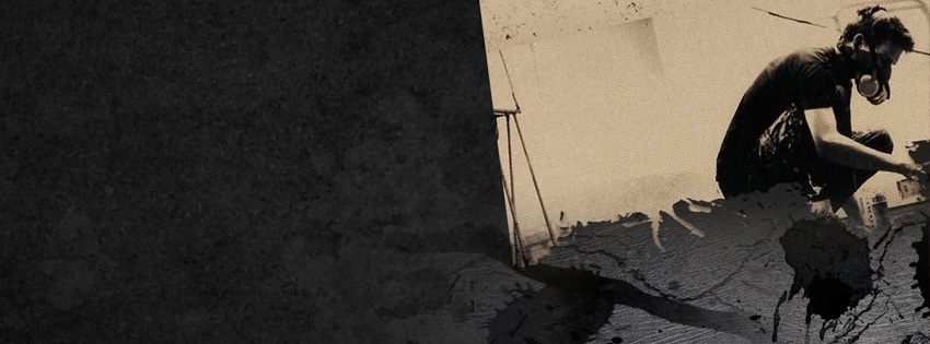 Industrial Grunge Facebook Cover