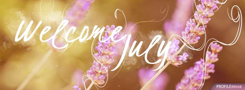 Welcome July Images for Facebook