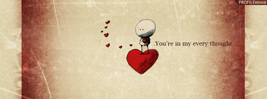 Love Quote Cover for Facebook Timeline - Best Romantic Images