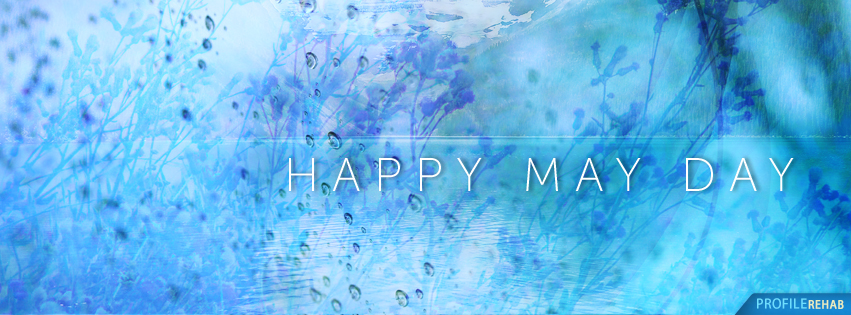 Happy May Day Images with Flowers - Pretty Happy Mayday Pictures