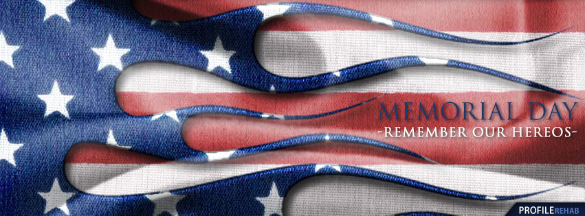 Memorial Day Timeline Covers - Memorial Day Text - Memorial Day Photos Free Preview