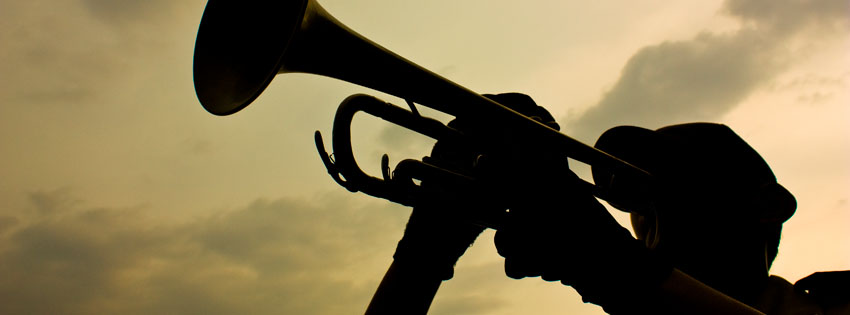 Bugle Boy Facebook Cover for Timeline - Memorial Day Picture - Image of Memorial Day