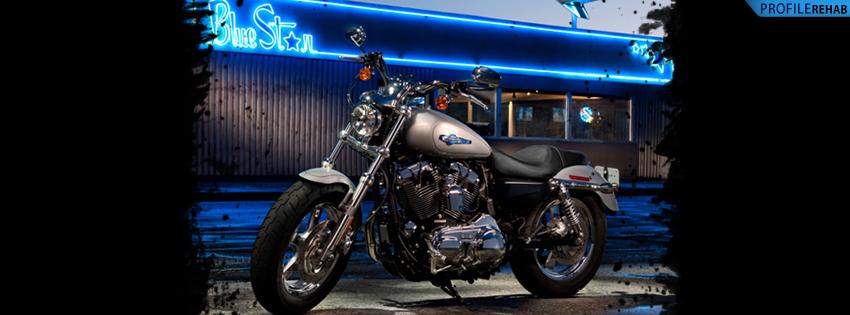 Cool Harley Davidson Facebook Cover
