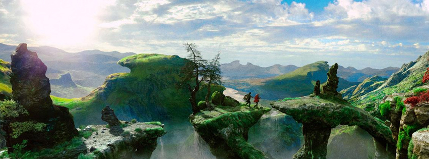 Oz The Great and Powerful Facebook Timeline Cover