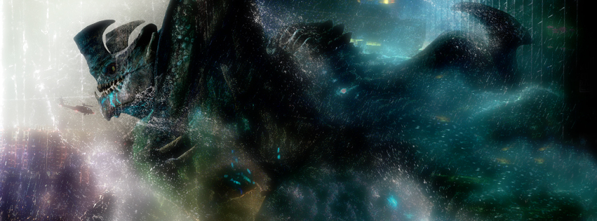 Pacific Rim Movie Facebook Cover