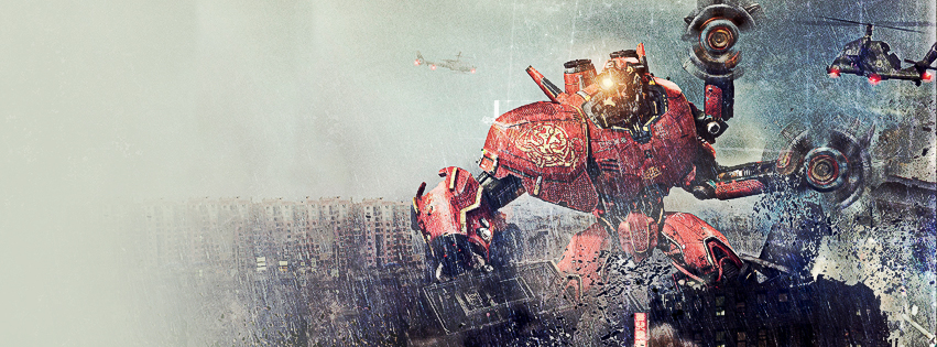 Pacific Rim Movie FB Cover