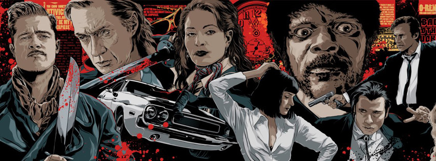 Pulp Fiction Timline Cover