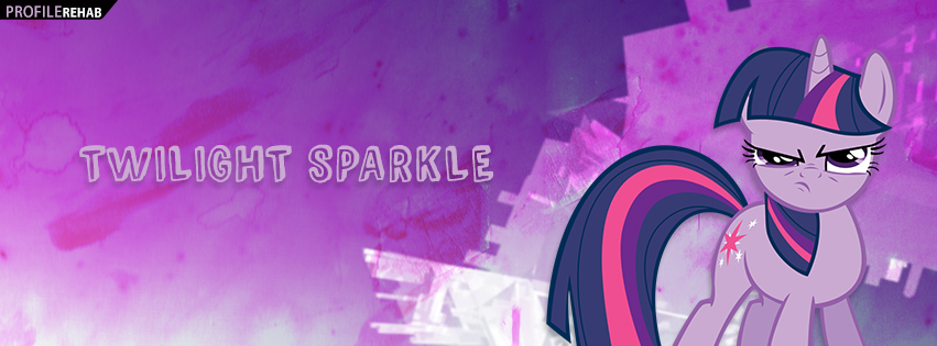 My Little Pony Facebook Cover