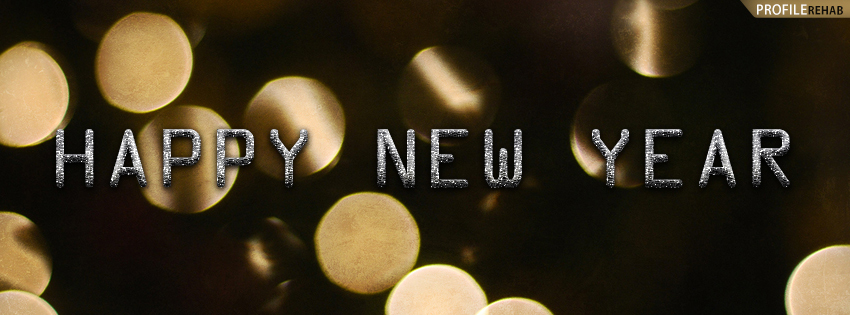 Happy New Years Facebook Cover