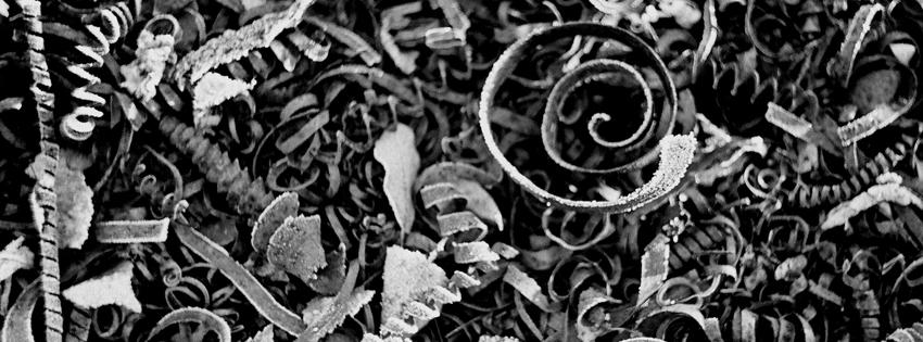 Industrial Metal Facebook Cover for Timeline
