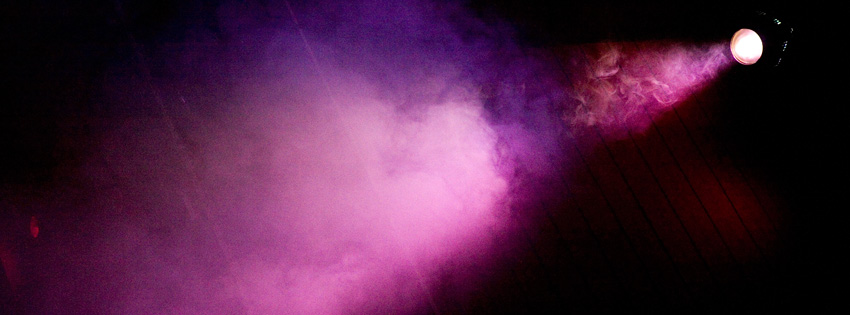Lights and Smoke Photography Facebook Cover