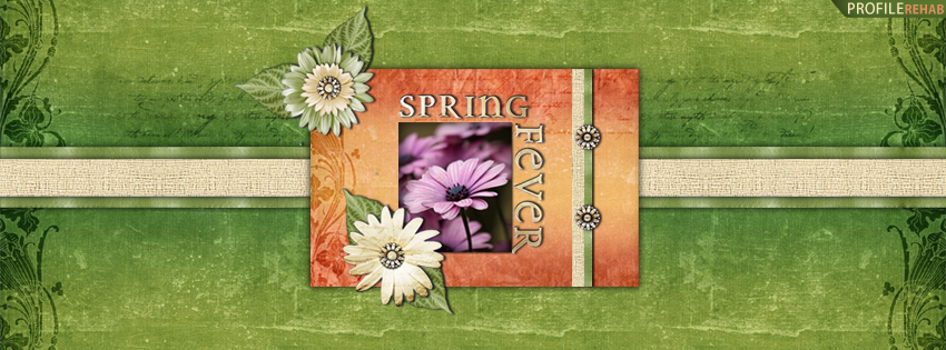 Spring Fever Cover for Facebook Timeline