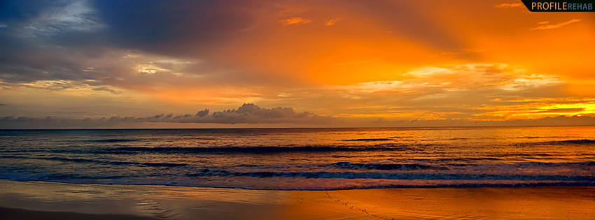 Goa India Sunset Facebook Cover - Beach Sunset Pictures - Beach Sunset Images