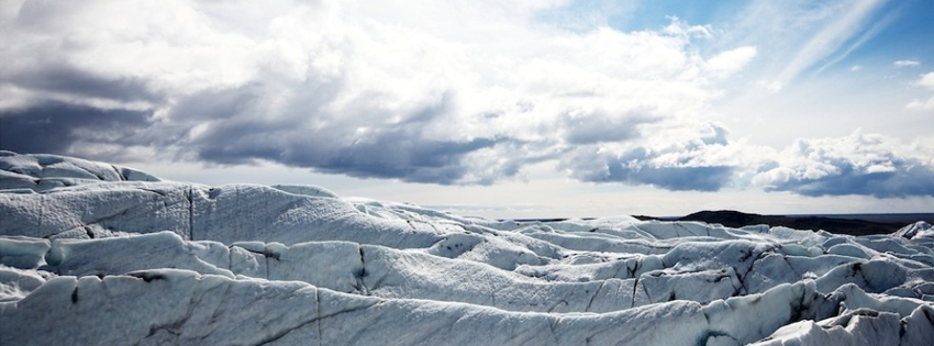 Scenic Iceland Facebook Cover