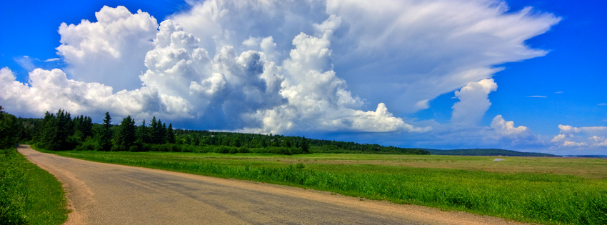 Hopewell Cape New Brunswick Facebook Cover