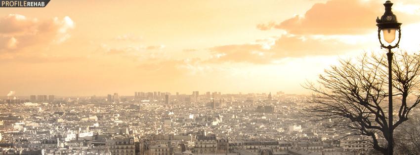 Pretty Paris Facebook Cover Preview