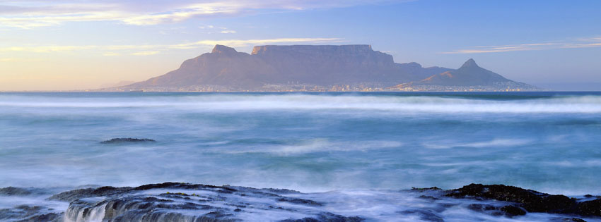 South Africa Scenery Facebook Cover