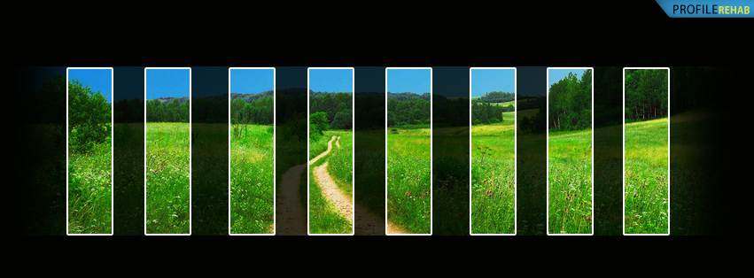 Creative Scenic Facebook Cover Preview
