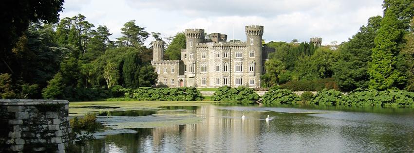 Ireland Castle Facebook Cover