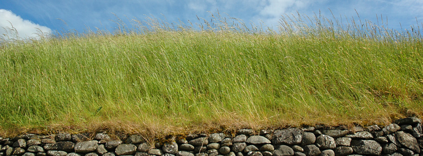 Ireland Grass Facebook Cover