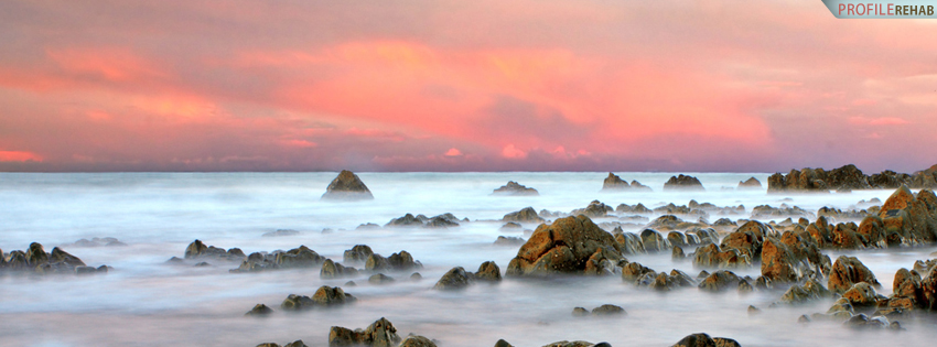 Cork Ireland Ocean Facebook Cover