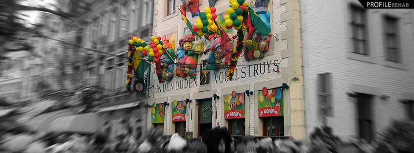 Netherlands Photography Facebook Cover