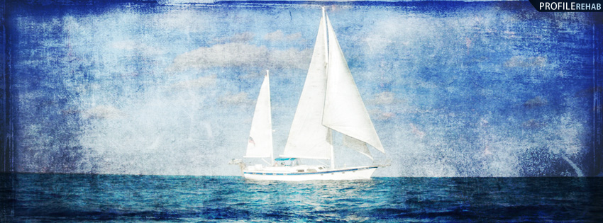Irwin Sail Boat Facebook Cover