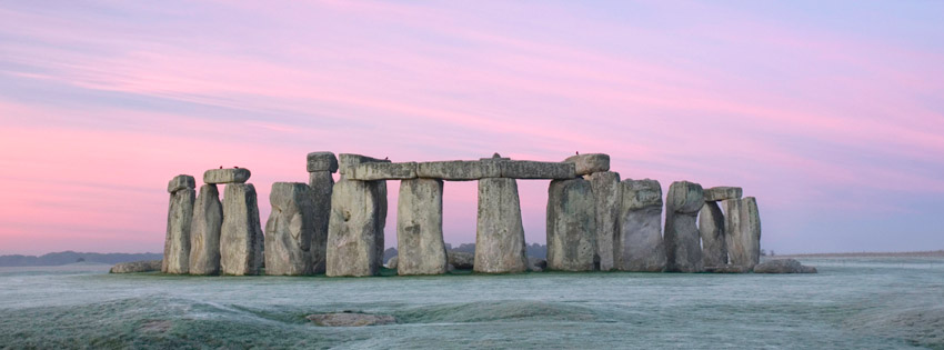 Stone Henge Facebook Cover