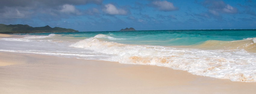 Turquoise Beach Facebook Cover - Beautiful Beach Facebook Covers