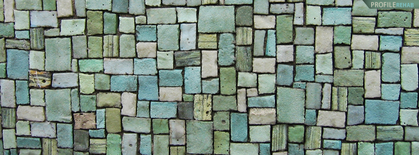 Cool Stone Wall Facebook Cover