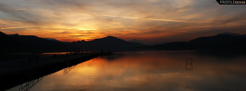 W�rthersee Austria Facebook Cover