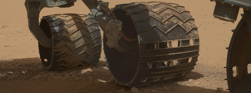 Mars Rover Facebook Cover