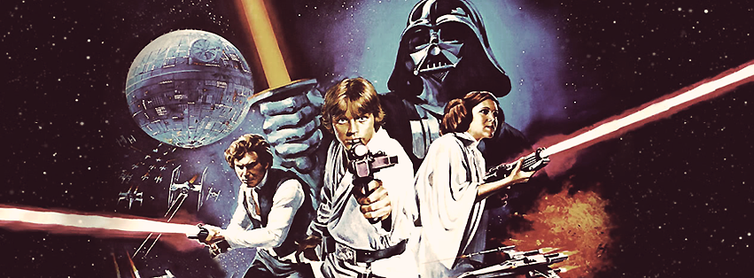Star Wars Facebook Cover