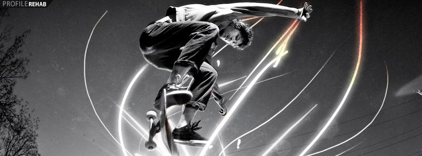 Skateboarding Facebook Cover Photos
