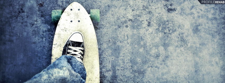 Cool Skateboarding Facebook Cover