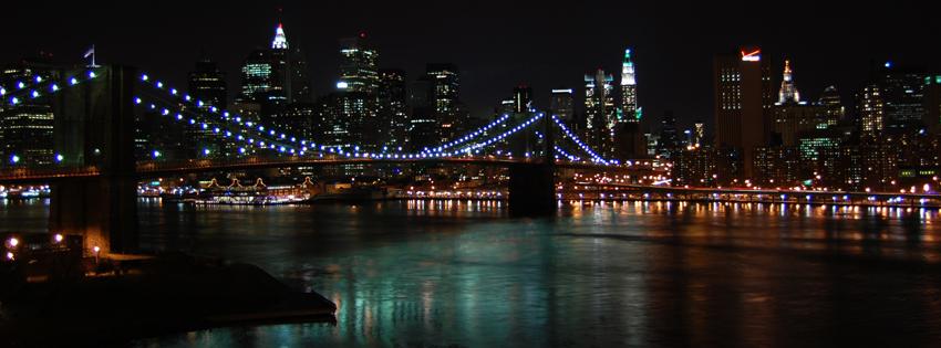 Brooklyn Bridge Facebook Cover