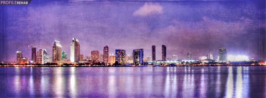 Coronado Skyline Facebook Timeline Cover