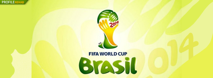World Cup 2014 Timeline Cover