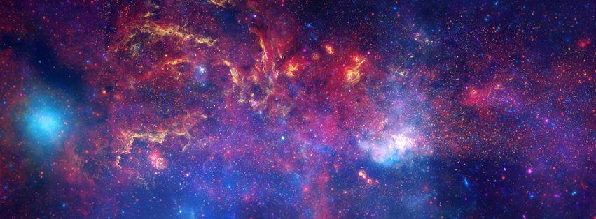 Hubble Telescope Galaxies Cover Preview