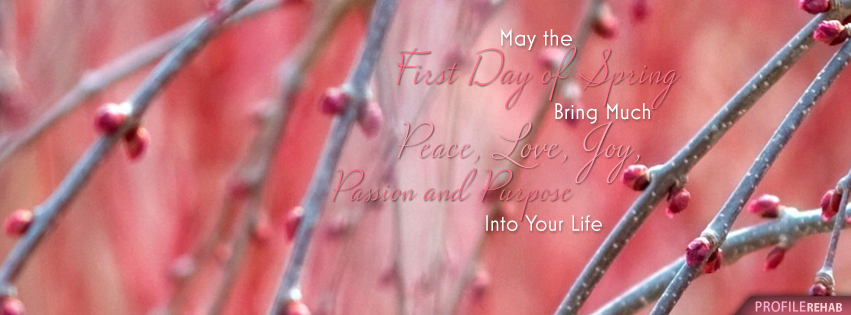 First day of Spring Quotes - First Day of Spring Pictures