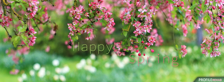Happy Spring Photos - Happy Spring Pictures - Happy Spring Images - Quotes About Spring Season